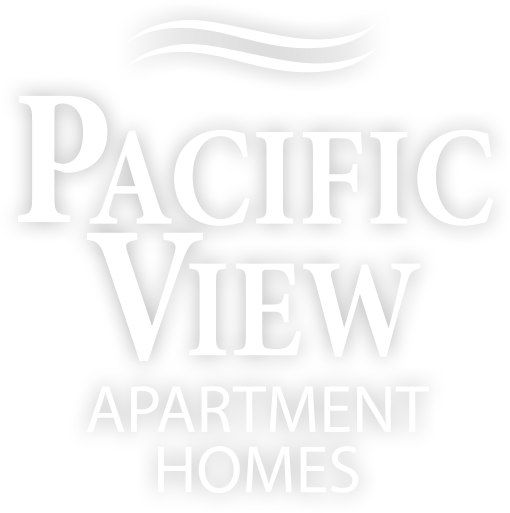 Pacific View Apartment Homes logo