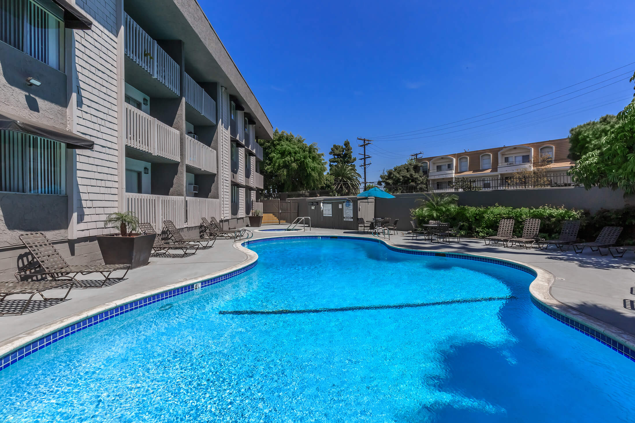Pacific View Apartment Homes Apartments in Long Beach CA